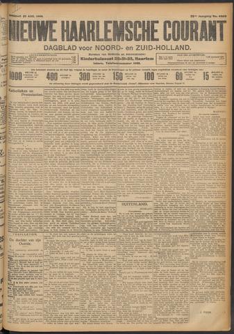 Nieuwe Haarlemsche Courant 1908-08-25
