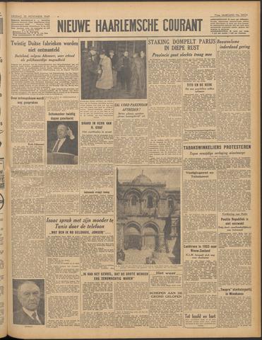 Nieuwe Haarlemsche Courant 1949-11-25
