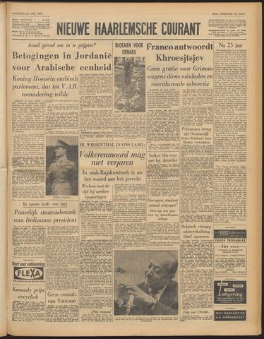 Nieuwe Haarlemsche Courant 1963-04-22