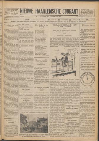 Nieuwe Haarlemsche Courant 1930-02-06