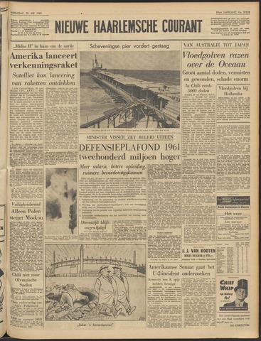 Nieuwe Haarlemsche Courant 1960-05-25