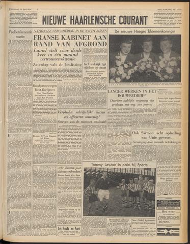 Nieuwe Haarlemsche Courant 1954-06-10