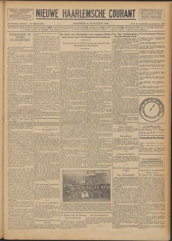 Nieuwe Haarlemsche Courant 1928-08-06