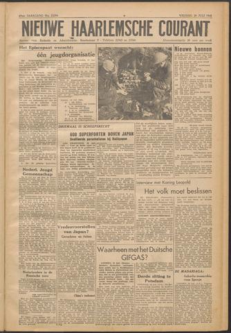 Nieuwe Haarlemsche Courant 1945-07-20