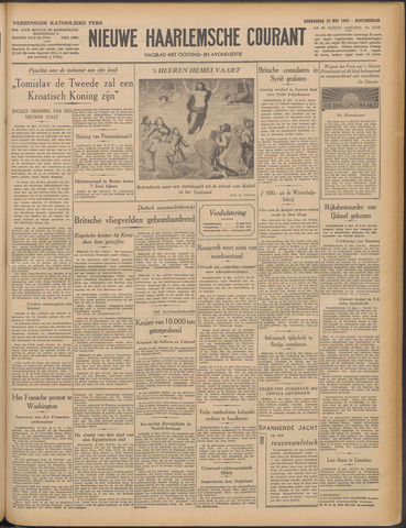 Nieuwe Haarlemsche Courant 1941-05-22