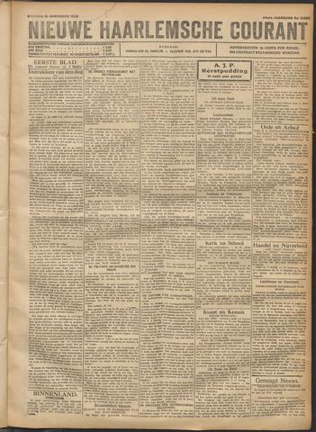 Nieuwe Haarlemsche Courant 1920-11-16