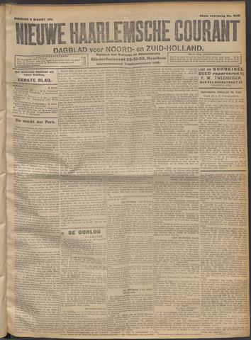 Nieuwe Haarlemsche Courant 1915-03-09