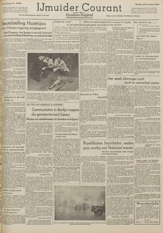 IJmuider Courant 1948-11-30