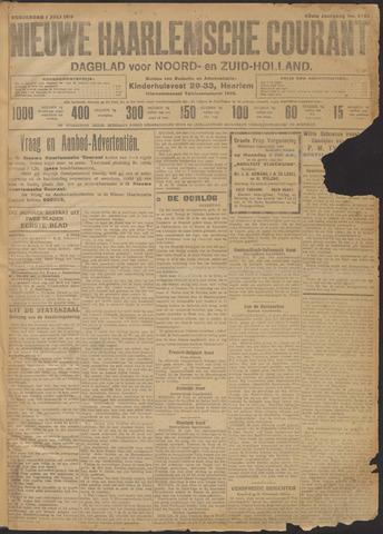 Nieuwe Haarlemsche Courant 1915-07-01