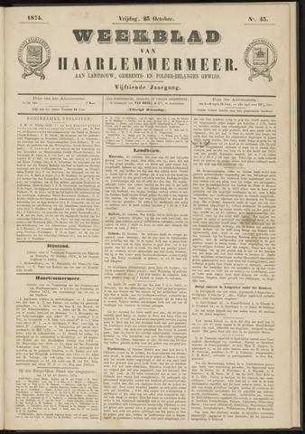 Weekblad van Haarlemmermeer 1874-10-23