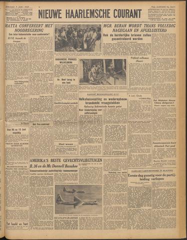 Nieuwe Haarlemsche Courant 1949-06-07
