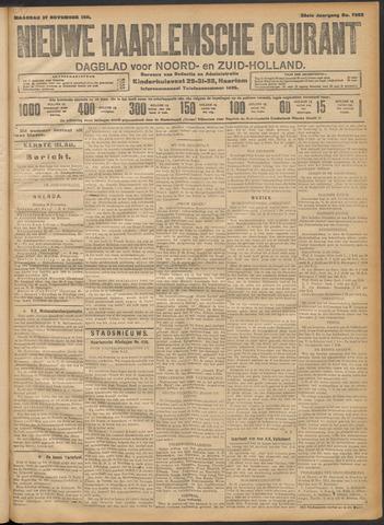 Nieuwe Haarlemsche Courant 1911-11-27