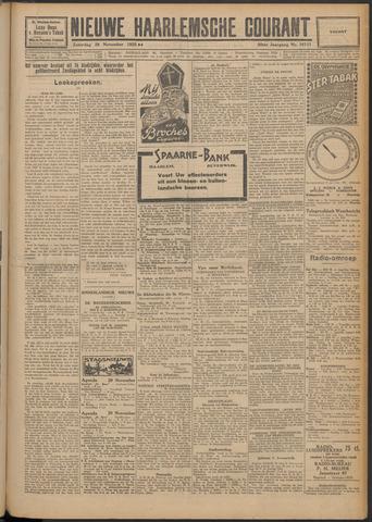Nieuwe Haarlemsche Courant 1925-11-28