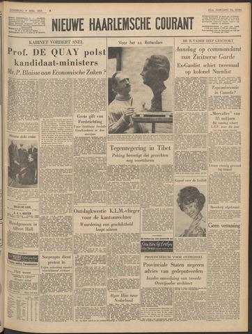 Nieuwe Haarlemsche Courant 1959-04-09