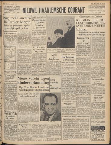 Nieuwe Haarlemsche Courant 1955-04-13