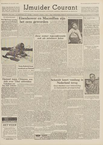 IJmuider Courant 1959-03-23