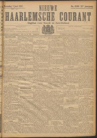 Nieuwe Haarlemsche Courant 1907-06-03