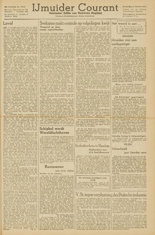 IJmuider Courant 1945-10-11