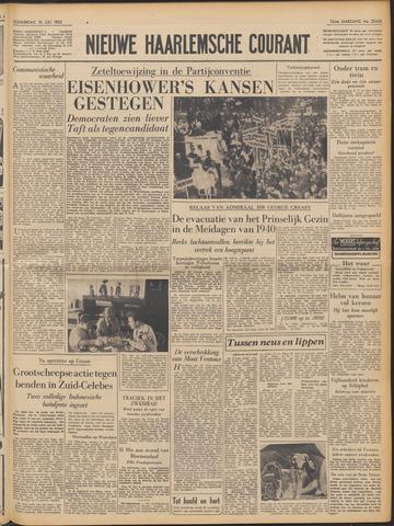 Nieuwe Haarlemsche Courant 1952-07-10