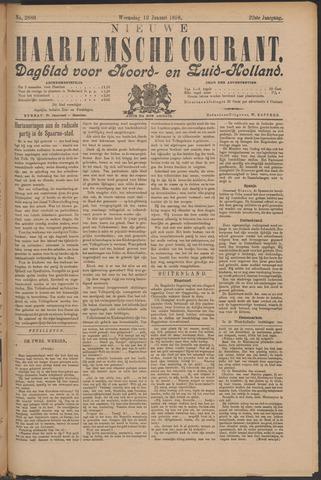Nieuwe Haarlemsche Courant 1898-01-12
