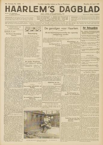 Haarlem's Dagblad 1935-04-29