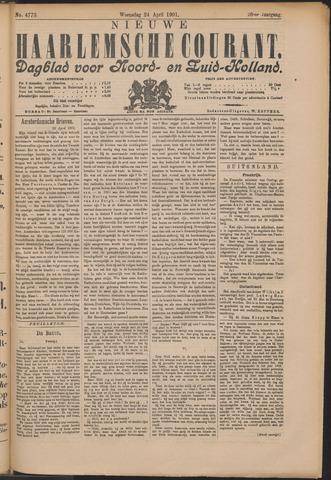 Nieuwe Haarlemsche Courant 1901-04-24