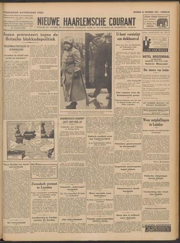 Nieuwe Haarlemsche Courant 1939-11-25