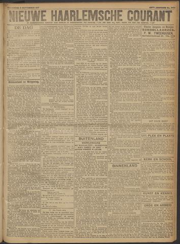Nieuwe Haarlemsche Courant 1917-09-06
