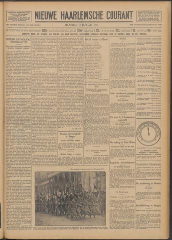 Nieuwe Haarlemsche Courant 1931-01-19
