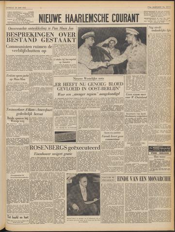 Nieuwe Haarlemsche Courant 1953-06-20