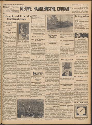 Nieuwe Haarlemsche Courant 1935-05-09