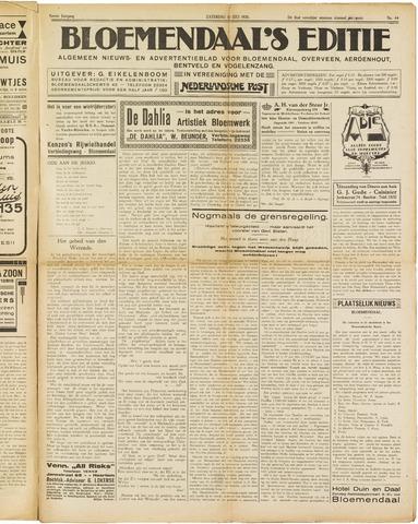 Bloemendaal's Editie 1926-07-10