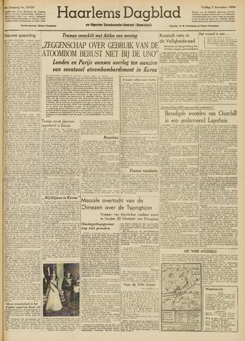 Haarlem's Dagblad 1950-12-01