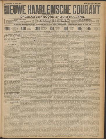 Nieuwe Haarlemsche Courant 1910-11-19