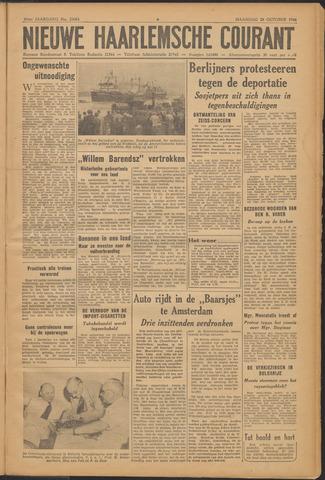Nieuwe Haarlemsche Courant 1946-10-28
