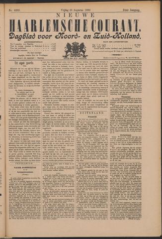 Nieuwe Haarlemsche Courant 1899-08-25