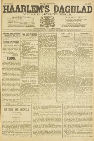 Haarlem's Dagblad 1895
