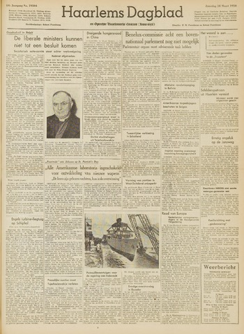 Haarlem's Dagblad 1950-03-18