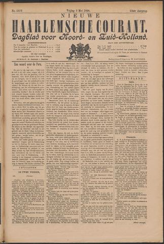 Nieuwe Haarlemsche Courant 1898-05-06