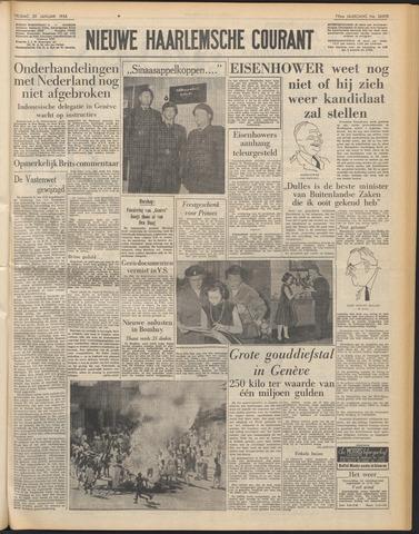 Nieuwe Haarlemsche Courant 1956-01-20
