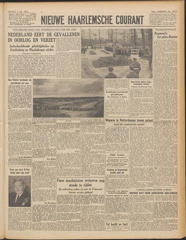 Nieuwe Haarlemsche Courant 1950-05-05