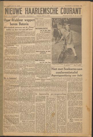 Nieuwe Haarlemsche Courant 1945-10-01