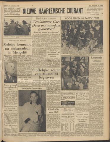 Nieuwe Haarlemsche Courant 1957-08-31
