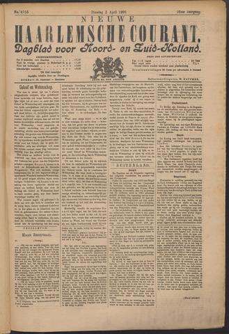 Nieuwe Haarlemsche Courant 1901-04-02