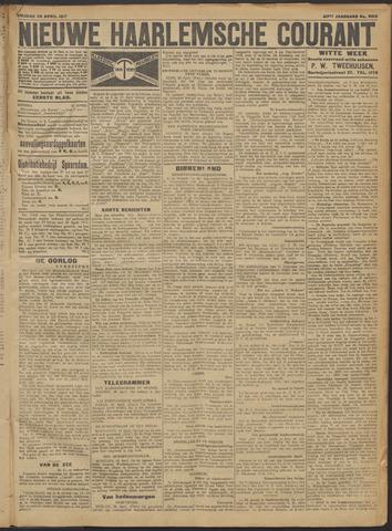 Nieuwe Haarlemsche Courant 1917-04-20