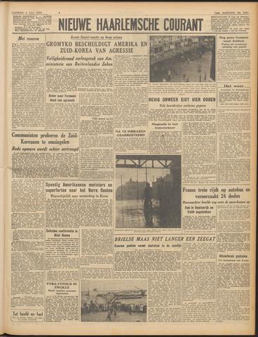 Nieuwe Haarlemsche Courant 1950-07-04