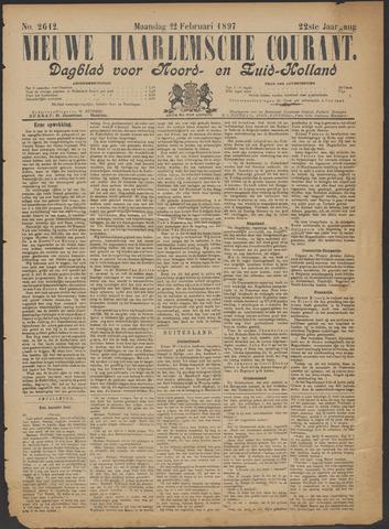Nieuwe Haarlemsche Courant 1897-02-22