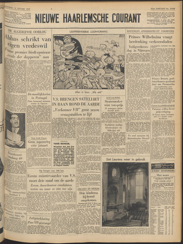 Nieuwe Haarlemsche Courant 1959-10-14