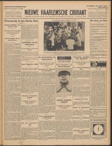 Nieuwe Haarlemsche Courant 1934-06-30