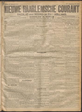 Nieuwe Haarlemsche Courant 1917-01-26